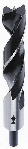 Fisch FSF-003854 Chrome Vanadium Brad Point Drill Bit, 1/8-Inch