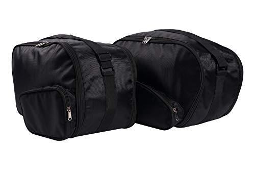 Motorradkoffer Innentaschen Set passend für für System-Koffer BMW R850R, R850RT, R1100R, R1100RS, R1100RT, R1100S, R1100GS, R1150R, R1150RS, R1150RT, R1150GS, K1200GT, K1200RS (2002–2005)