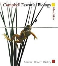 Campbell Essential Biology with MasteringBiology® 4th (fourth) edition Text Only