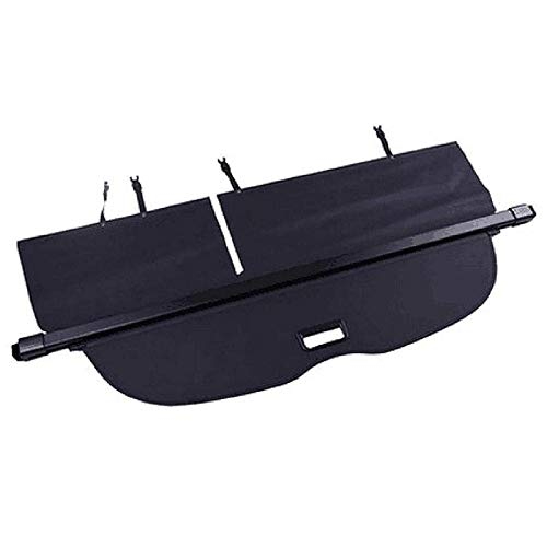 Car Retractable Rear Trunk Parcel Shelf for Nissan Murano 2015 2016 2017, Security Shield Cargo Luggage Security Cover Shade Shielding Organizer