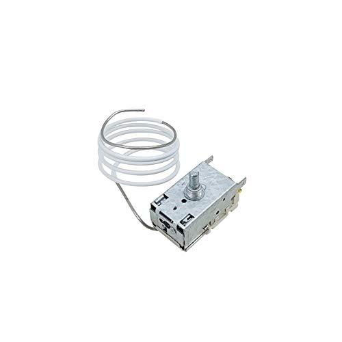 Thermostat ORIGINAL K59-L1287 Ranco 900mm Kapillarrohr für Liebherr 6151086 für Kühlschrank
