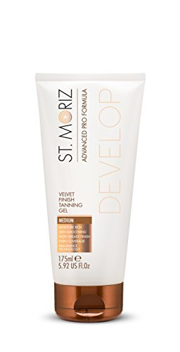 St Moriz Gel Autobronceador Acabado Aterciopelado Medium Advanced Pro 21 G
