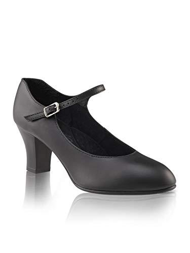 Capezio Damen Schuh mit Fußlicht 5 Schwarz