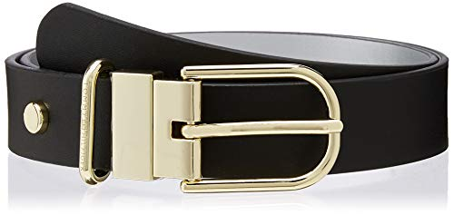 Tommy Hilfiger New Fancy Reversible Belt 3.0 Cintura, (Blue 0yg), 3 (Taglia Produttore: 75.0) Donna