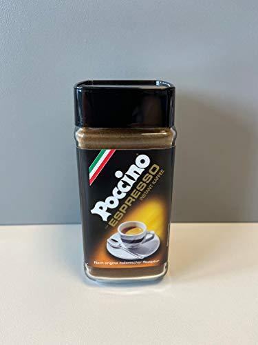 POCCINO Instant-Espresso-Pulver (50g): 1er Pack