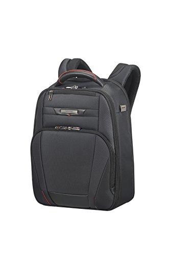 "SAMSONITE Pro-DLX 5 - Backpack for 14.1"" Laptop 1.2 KG Mochila Tipo Casual, 42 cm, 14 Liters, Negro (Black)"
