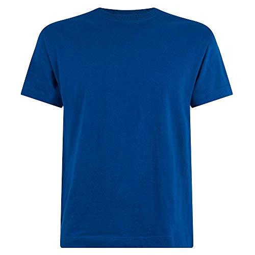 Logostar - Basic T-Shirt - Übergrößen bis 15XL / Royal Blue, 8XL