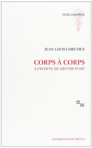 CORPS A CORPS. : A l'écoute de l'oeuvre d'art