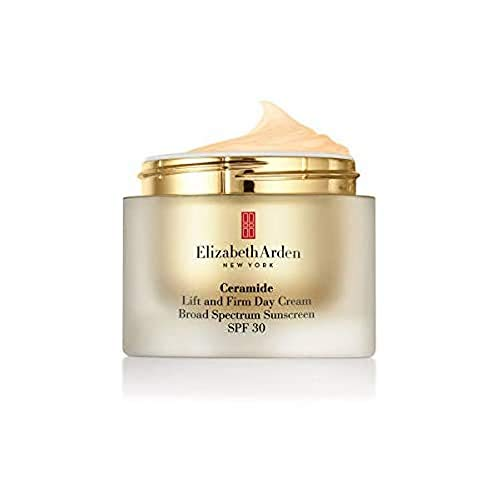 Elizabeth Arden Ceramide Lift and Firm Day Cream, Sunscreen SPF 30, 1.7 oz