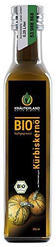 BIO Kürbiskernöl aus der Steiermark