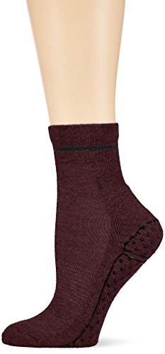 Dim AD006GP Calcetines Deportivos, Rojo (Granate 5xf), 35/38 (Tamaño del Fabricante:35/38) para Mujer