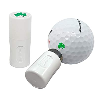Asbri Golf Stempel Kleeblatt-Motiv