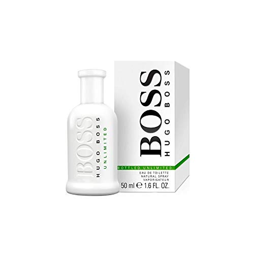 BOSS Bottled Unlimit EDT Vapo 50 ml, 1er Pack