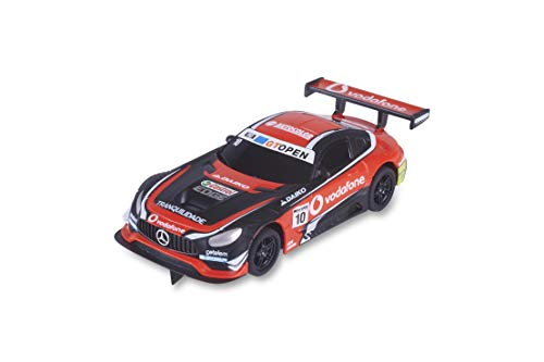 Scalextric-Compact Mercedes AMG GT3 Daiko Coche (Scale competiton Xtreme SL 1)