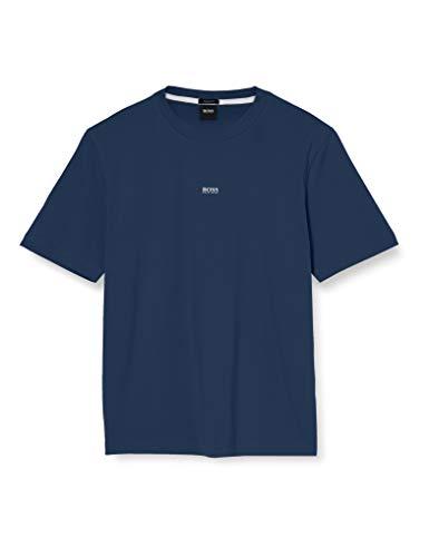 BOSS TChup Camiseta, Azul Marino (414), XL para Hombre