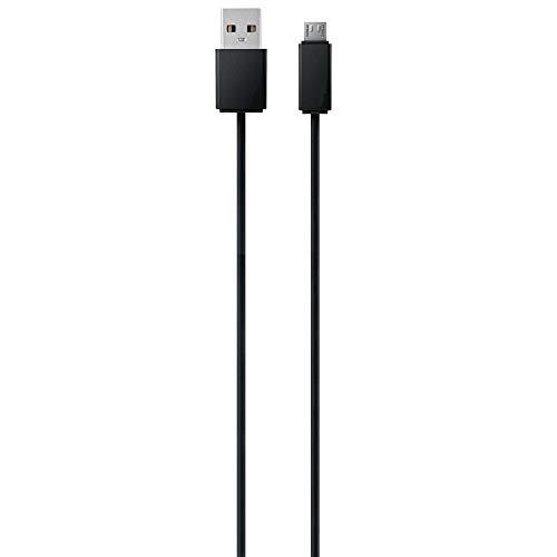 Ersatz USB zu Micro USB Daten Ladekabel für Apple Beats von Dr. Dre Beats Studio³ Wireless Kopfhörer | Pill Lautsprecher | Solo³ | PowerBeats³ Ohrhörer - Schwarz