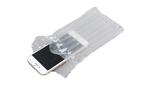 iPhone 11 スマートフォン エアクッション エアー緩衝材 梱包材 (50枚ポンプ付)