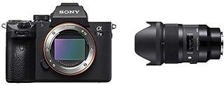 ソニー SONY ミラーレス一眼 α7 III ボディ ILCE-7M3 + SIGMA 単焦点広角レンズ 35mm F1.4 DG HSM | Art A012 SONY-Eマウント用 ミラーレス(フルサイズ)専用