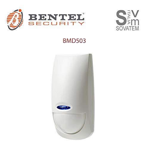 Sensor para alarma Bentel Security BMD501-503-504 IR-Doble y triple tecnología, 1