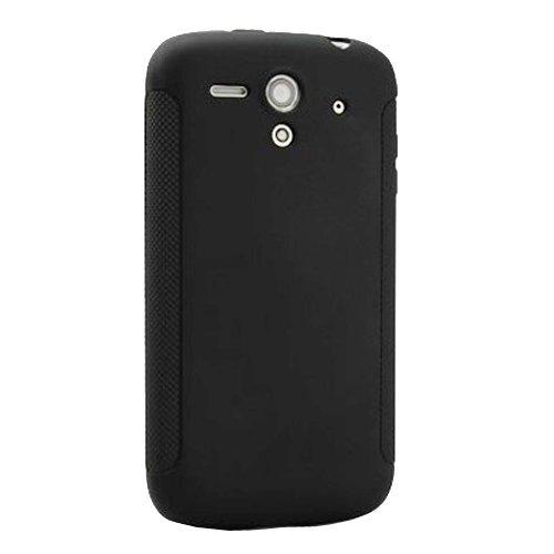 Moovip ES99ATG3NYG - Funda para móvil Huawei Ascend G300 (Gel TPU), negro