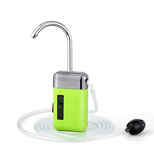 Bomba De Oxígeno Recargable Sensor Inteligente USB Agua Portátil Iluminación Led De Inducción Inteligente Bomba De Aire De Oxigenación para Pesca Al Aire Libre