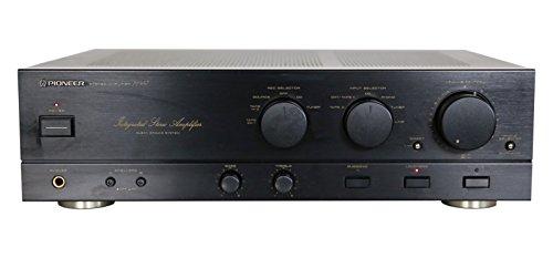 Pioneer A-447 Stereo Verstärker in schwarz