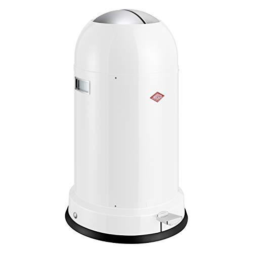 WESCO ウェスコ クラシックペダルビン33L ホワイト KICKMASTER CLASSIC LINE SOFT 183631-01 183631-01