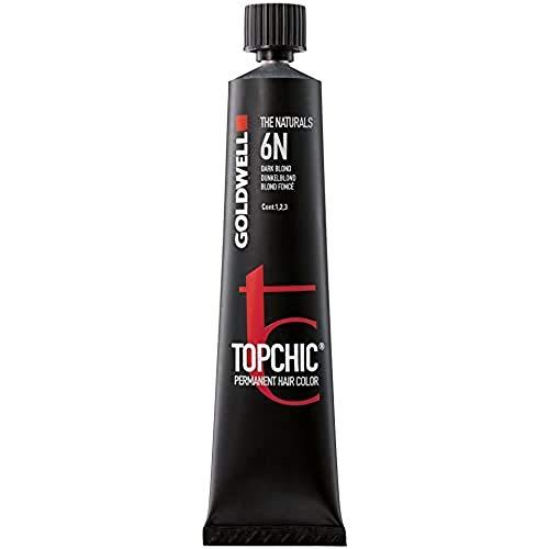 Goldwell Topchic Haarfarbe rotbuche hell 7RB, 1er Pack (1 x 60 ml)