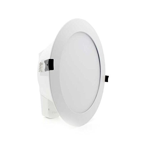 Price comparison product image LUMiLiFE 8W LED Downlight - Frosted Diffuser - Tri-White - Loop In & Loop Out