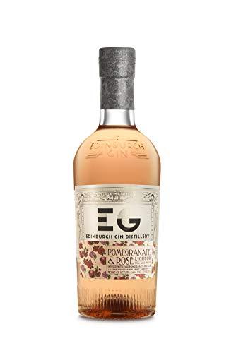 Edinburgh Gin Likör orientalisch: Granatapfel Rose, (1 x 0.5 l)