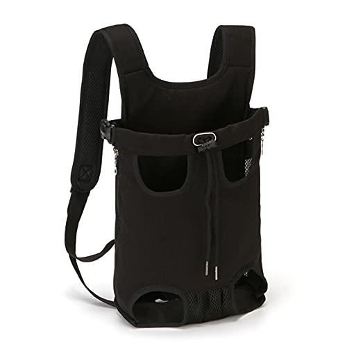 Transportín Gato Perro PET PERRO PORTER Carrier Backpack Cat Puppy Outdoor Travel Bag Transpirable Mesh PET que lleva para Pequeño Perro Cat Chihuahua Paquete Paquete Bolsa Transporte Mascotas