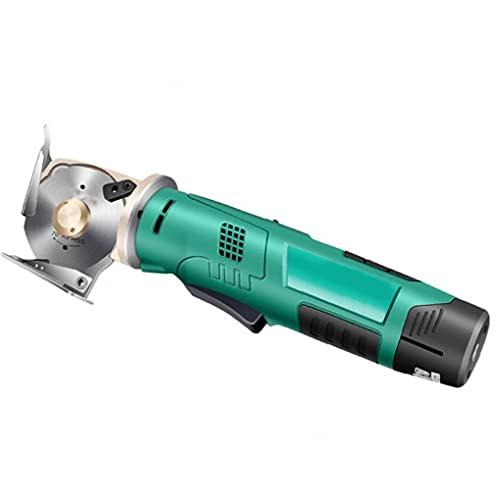 Mini cortador de tela eléctrica Cizallicas eléctricas Tela inalámbrica Función de afilado...