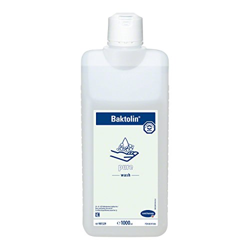 Baktolin Pure Waschlotion, Flüssigseife, Handseife, Spenderseife, 1 l