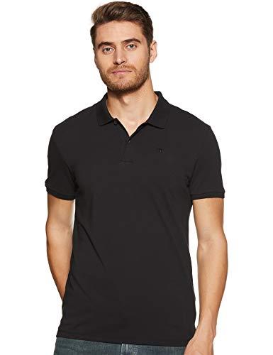 Scotch & Soda Nos-Classic Polo voor heren in Pique kwaliteit met schoon Outlook-shirt