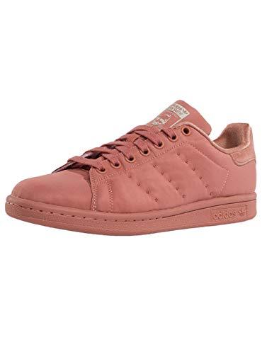 Adidas Damen Stan Smith Sneaker , Rosa (Raw Pink/Raw Pink/Raw Pink) , 37 1/3 EU