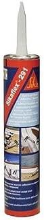 Sikaflex 291 White 10.3 oz. Cartridge Marine Adhesive/Sealant (Quantity 4)
