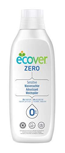 ECOVER adoucissant 0%   origine naturelle et doux pour votre peau   1L