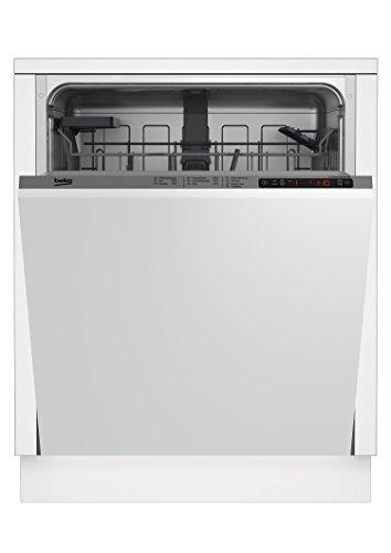 Beko DIN25420 Geschirrspüler Vollintegriert / A++ / 266 kWh/Jahr / 3080 l/Jahr / Trübungssensor