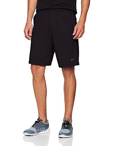 Nike Men's Training Short Black/Anthracite Size Medium