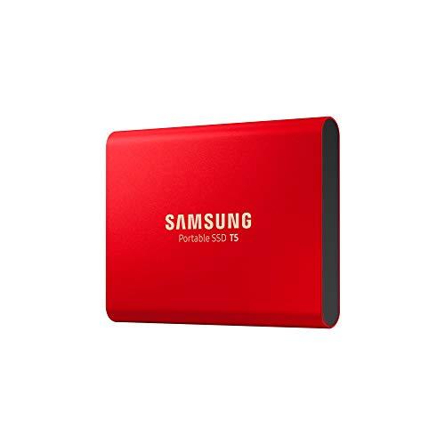 Samsung外付けSSDT51TBUSB3.1Gen2対応ハードウェア暗号化パスワード保護V-NAND搭載MU-PA1T0R/WW