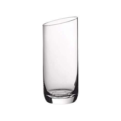 Villeroy & Boch 11-3653-8260 NewMoon Set 4 Piezas, Elegantes y Contemporaneas Copas de cóctel, Apto para lavavajillas, Cristal, Transparente