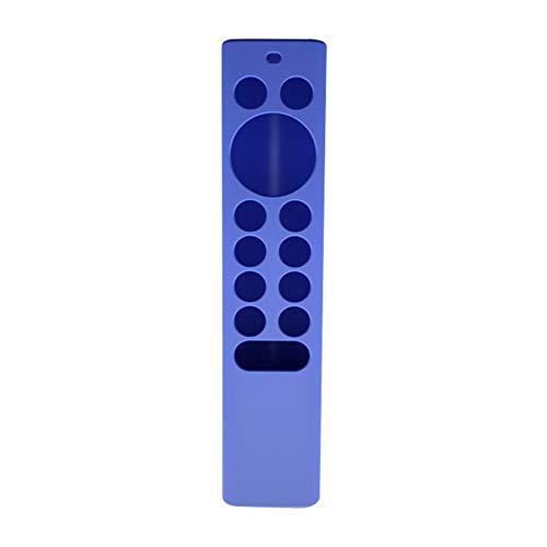 WAROOM - Carcasa de silicona para mando a distancia NVIDIA Shield TV Pro / 4K HDR, azul, -