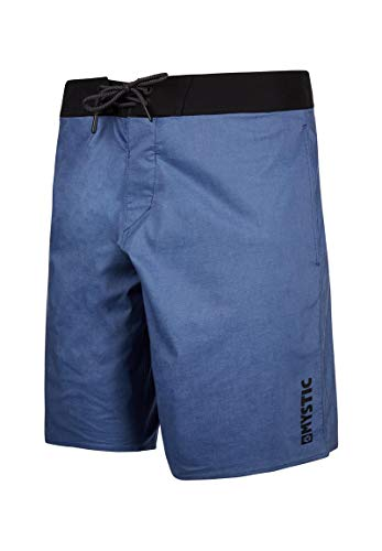 Mystic Watersports - Surf Kitesurf & Windsurfing Herren Brand Stretch Boardshorts Board Segeln Boot Wassersport Shorts