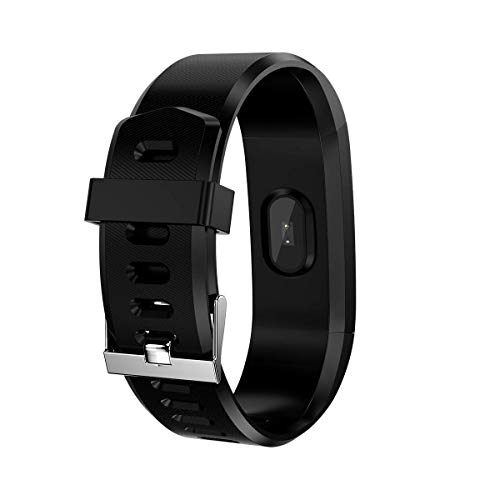 For Sale! HISILI Replacement Strap Band Compatible with Waterproof Fitness Tracker - Black15