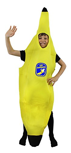 I love Fancy Dress ilfd7052 m kind banaan kostuums (middel)