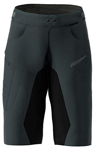 Zimtstern - Radsport-Shorts für Damen in Pirate Black/Pirate Black, Größe M