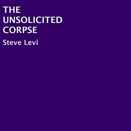 The Unsolicited Corpse  By  cover art