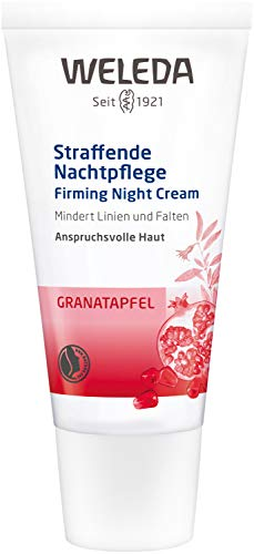 WELEDA Granatapfel straffende Nachtpflege, 30ml
