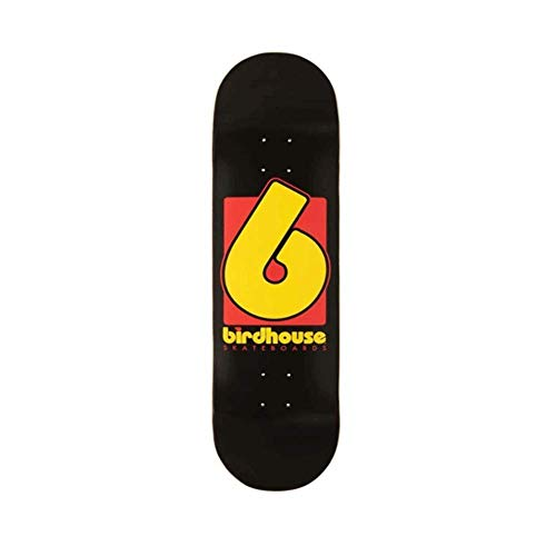 Birdhouse Tavola Logo B Black 8.25x32