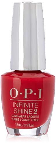 OPI Esmalte De Gel De Uñas (Color Unequivocally Crimson) - 15 ml.